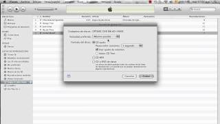 Aprendiendo en corto: ¿Cómo grabar un disco en iTunes?