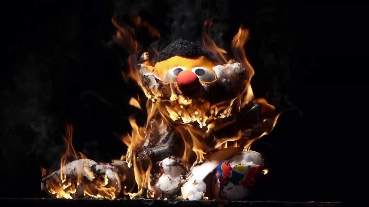 Burning Toys Youtube