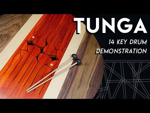 TUNGA Drum (14 Key Demo)