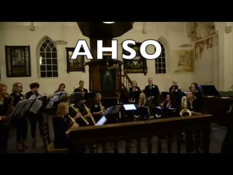 Artez/Hku Saxophone Orchestra, AHSO; Ellington and Piazzolla