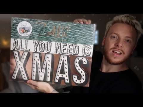 ZOELLA'S £50 ADVENT CALENDAR | HONEST, BRUTAL REVIEW