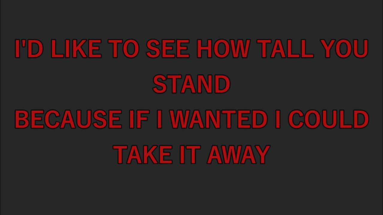 Adelitas Way - The Collapse (Lyrics) - YouTube