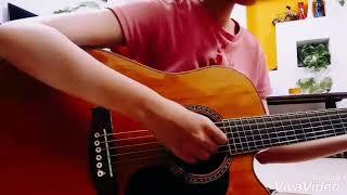 Đồi Hoa Mặt Trời  - Cover Guitar By Lambe