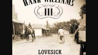 Hank Williams III - One Horse Town