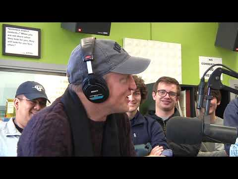 Woody Harrelson Full Interview with KRUI