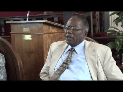 Johnnie Carr and Fred Gray Speak about Montgomery Bus Boycott