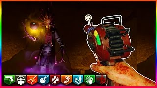 """SHADOWS OF EVIL"" ROUND 100 BOSS FIGHT/EASTER EGG