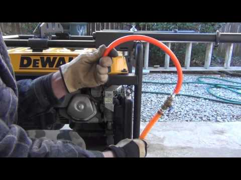 Easiest and simple natural gas conversion - generator