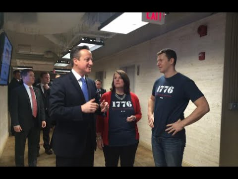 David Cameron Visits 1776, Tips on App Localization and the DMV Startup Wiki