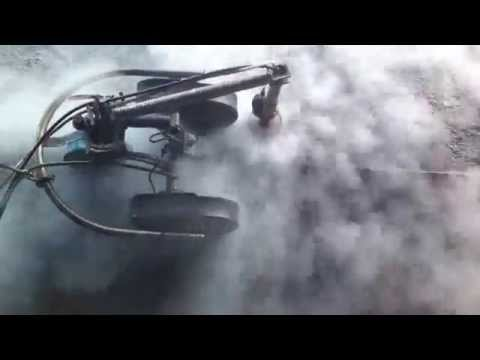 Combijet RJE1000 - The Hydroblasting Robot