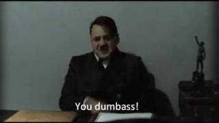 Hitler is informed he's going to Hell