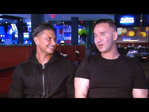 Jersey Shore Family Vacation: Behind the Scenes of  'The Situation' and Pauly D's Birthday Party