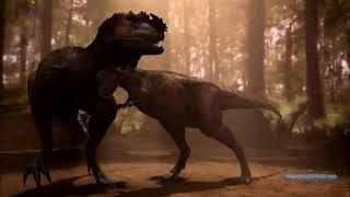 Динозавр-каннибал. Войны Юрского периода