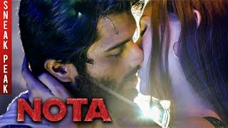 NOTA - Official Sneak Peek Reaction | Vijay Deverakonda | Anand Shankar | TT 88