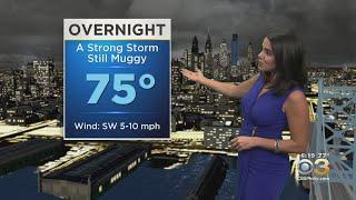 Philadelphia Weather: Severe Storms