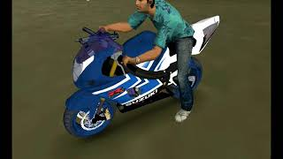 Grand Theft Auto: Vice City прикол)