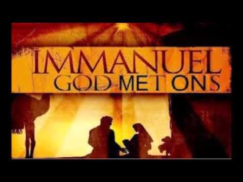 Immanuel, God met ons!