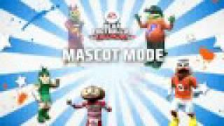 NCAA Football 09 Wii Mascot Video