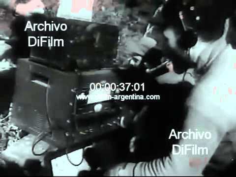 DiFilm - Fidel Castro and Che Guevara in Sierra Maestra 1958