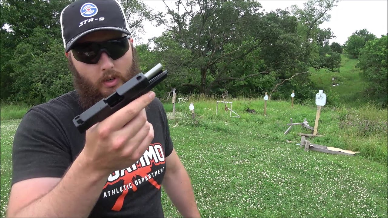 Diamondback DB9 Gen4 Factory Tune-Up: The Sub-Compact Pistol that Couldn't
