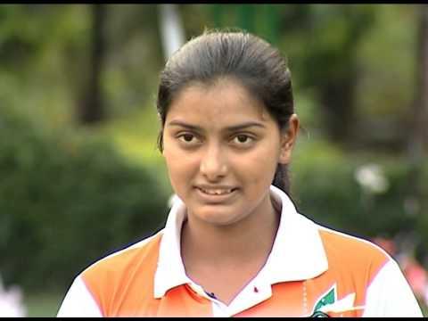 Deepika Kumari Champions Code