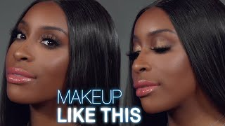 EASY SUMMER MAKEUP TUTORIAL FT. JACKIE AINA | MAYBELLINE NEW YORK