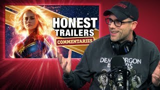 Honest Trailers Commentary | Captain Marvel