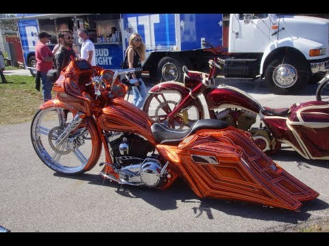 MOTORCYCLE RALLY AT THUNDER ON THE BAY 2020