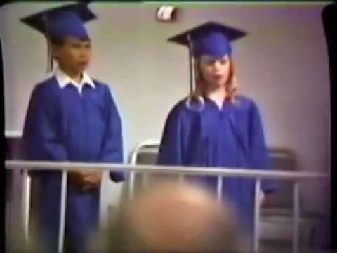 1993 Kindergarten Graduation at Murphysboro Christian Academy