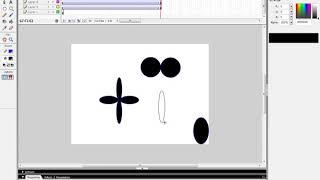 tutorial membuat animasi baling-baling dan bola bergelinding