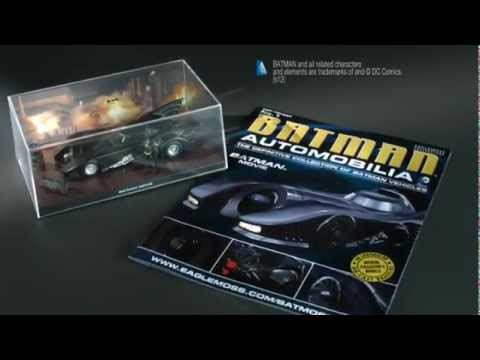 BATMAN Automobilia TV Commercial