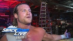 For Dolph Ziggler, it's a game of chance: SmackDown LIVE Fallout, Dec. 13, 2016