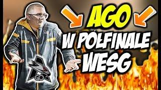 AGO ESPORTS W PÓŁFINALE WESG!!! KAPER ACE, GRUBY JUAN DEAG - CSGO BEST MOMENTS