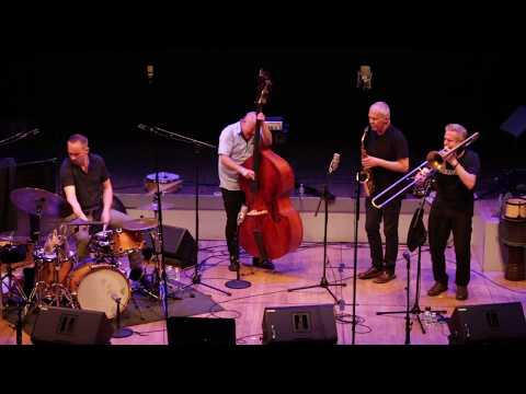 Frode Gjerstad Trio w Steve Swell - at Vision Festival XXIII - Roulette - May 2018