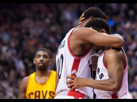 Losing Game One Of The Playoffs Back-to-back-to-back (Kyle Lowry And DeMar DeRozan Lowlights)