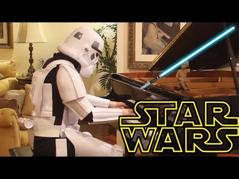 Star Wars - Duel of Fates on Piano - Epic lightsaber music