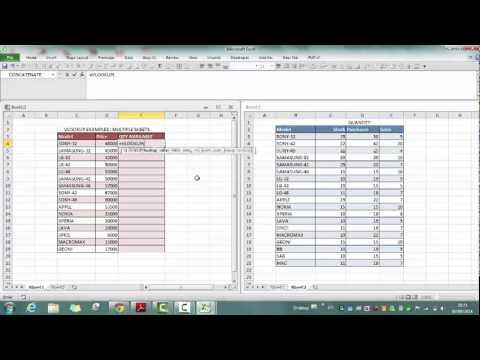 math worksheet : vlookup in multiple sheets easy method  youtube : Vlookup Across Multiple Worksheets