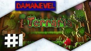 TerrariaPlay #1 - Давненько я в неё не играл!
