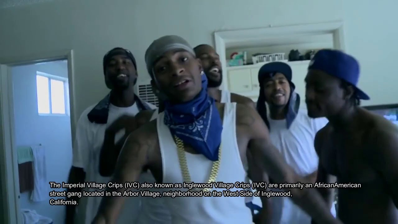 Crips From Watts