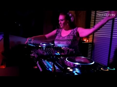 DivaDanielle Live @ Kill Your Idol - All Funked Up Event - Winter Music Conference 2015