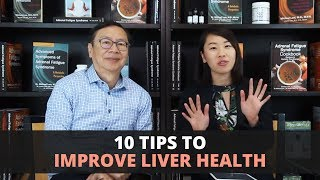 10 Tips to Improve Liver Health