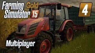 Coraz bogatsi ^^ #4 - Farming Simulator 2015 GOLD