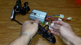 #2 Controlador 36v 1000w/ kart eletrico/