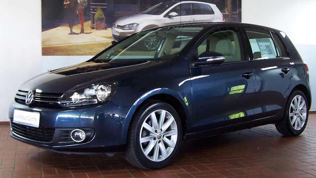 volkswagen golf vi 1 4 tsi highline 9p464084 parkassistent volkswagen golf vi youtube. Black Bedroom Furniture Sets. Home Design Ideas