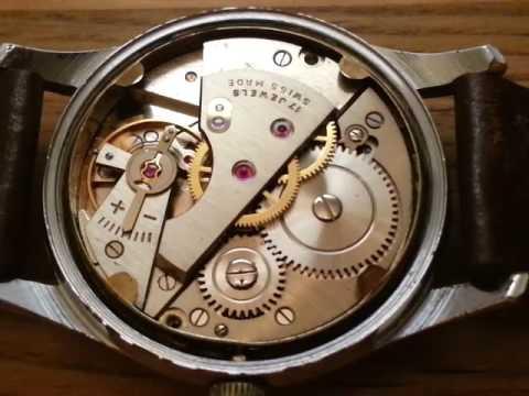 ec74cace681 TERIAM 17 jewels ( AS1188 movement ) incabloc waterproof antimagnetic swiss  vintage watch