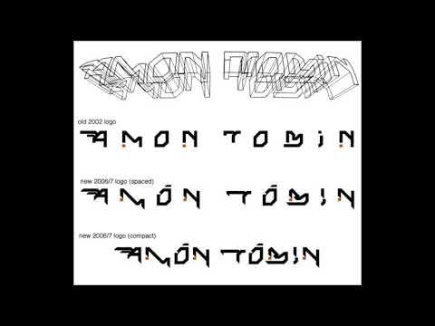 All Amon Tobin studio albums AT THE SAME TIME