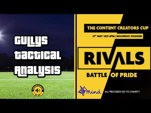 Content Creators Cup | Gully's Tactical Analysis