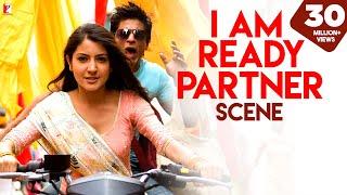 Download I am ready Partner scene | Rab Ne Bana Di Jodi | Shah Rukh Khan, Anushka Sharma | Movie Scenes