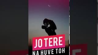 KALANK | love x sad song status | music life  | new Bollywood song 2019