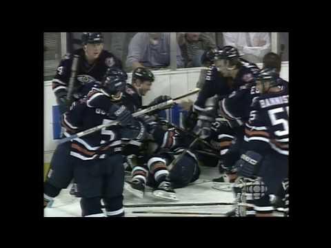 Todd Marchant's 1997 Game 7 OT winner vs. Dallas Stars